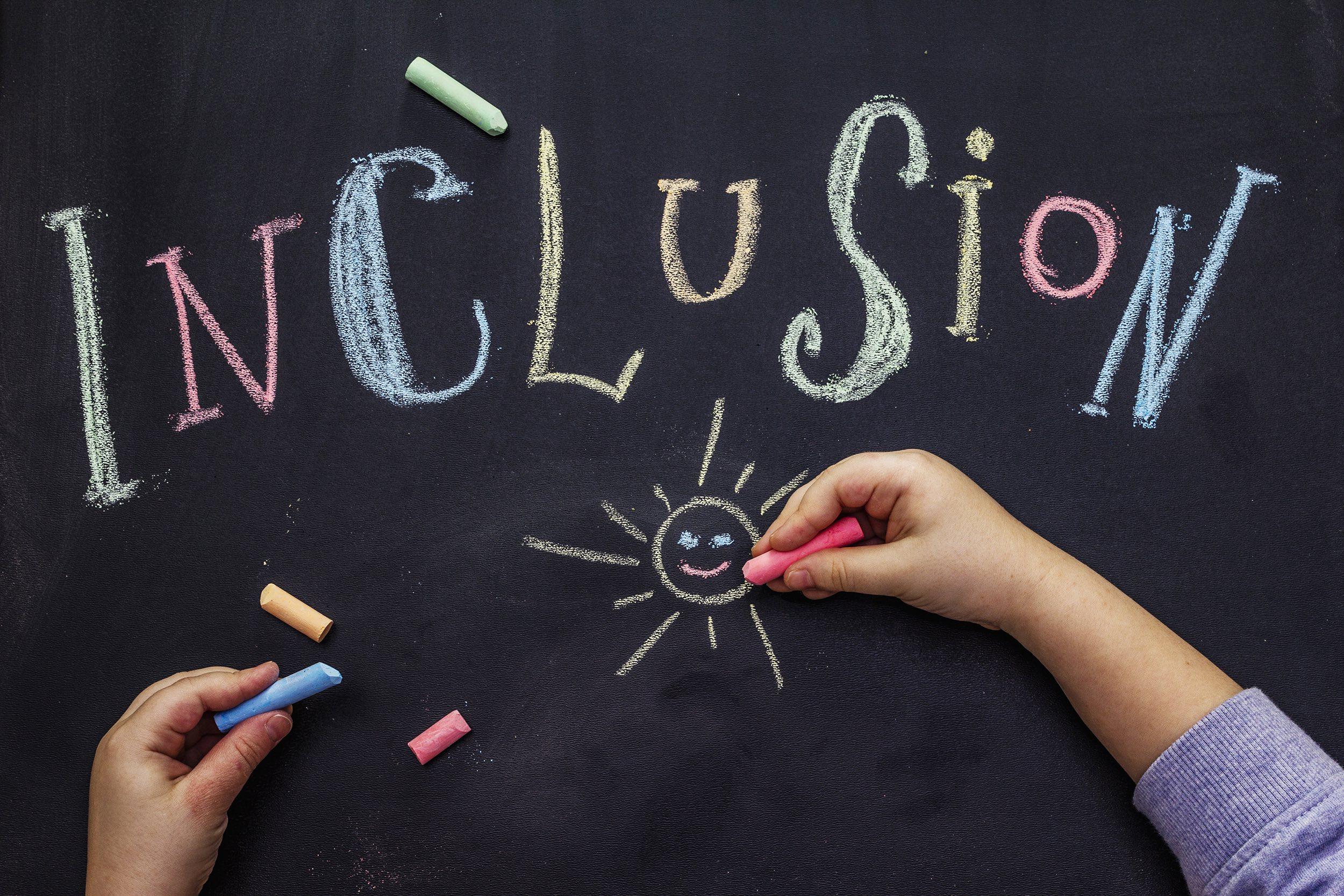 symbole inclusion