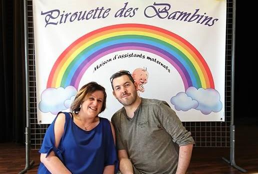Amandine et Eric
