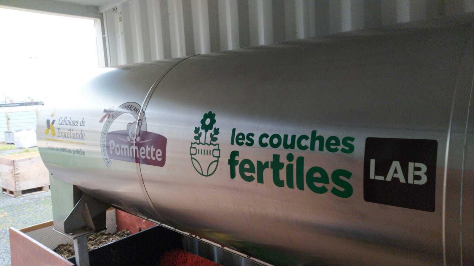 Composteur Les Couches Fertiles