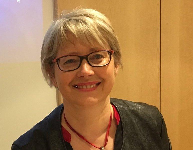 Maryse Chretien, présidente AGEEM