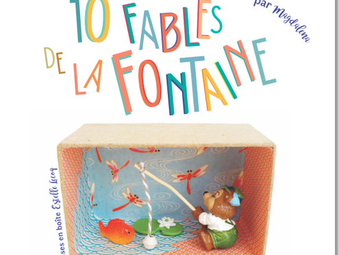 10 Fables de La Fontaine