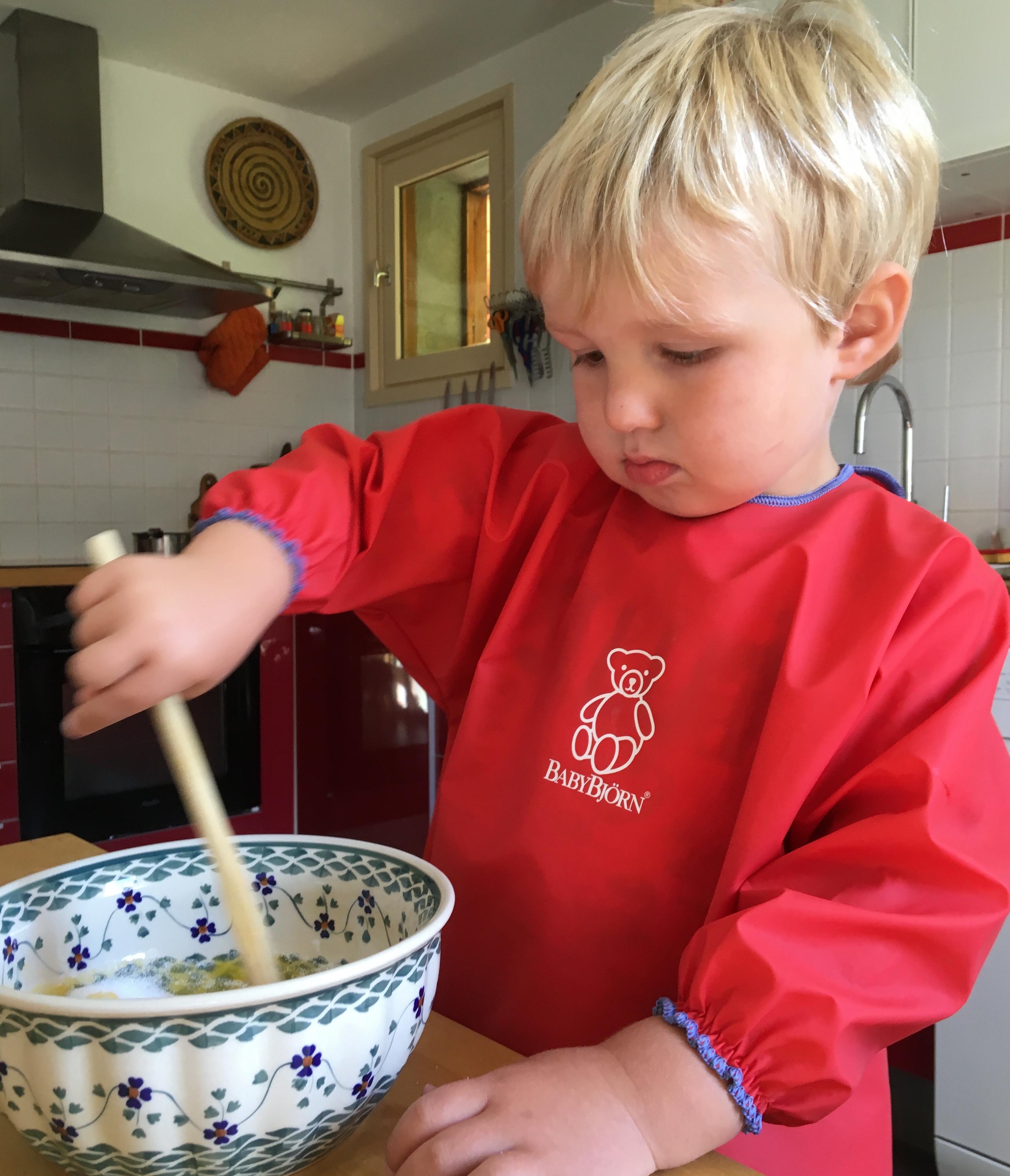 enfant cuisine