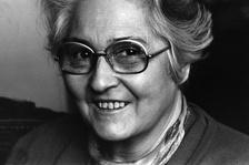 Françoise Dolto portrait