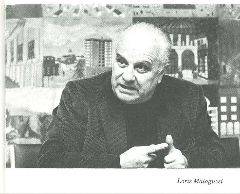 Loris Malaguzzi et l