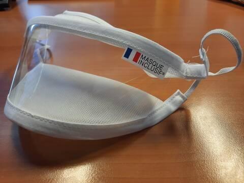 masque APF France Handicap
