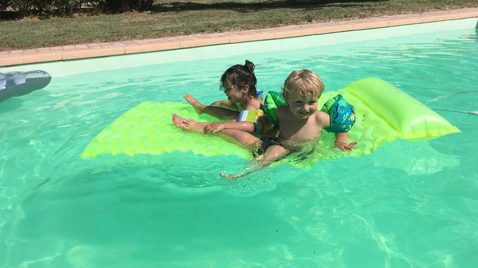 Santé publique France : attention aux noyades chez les petits !