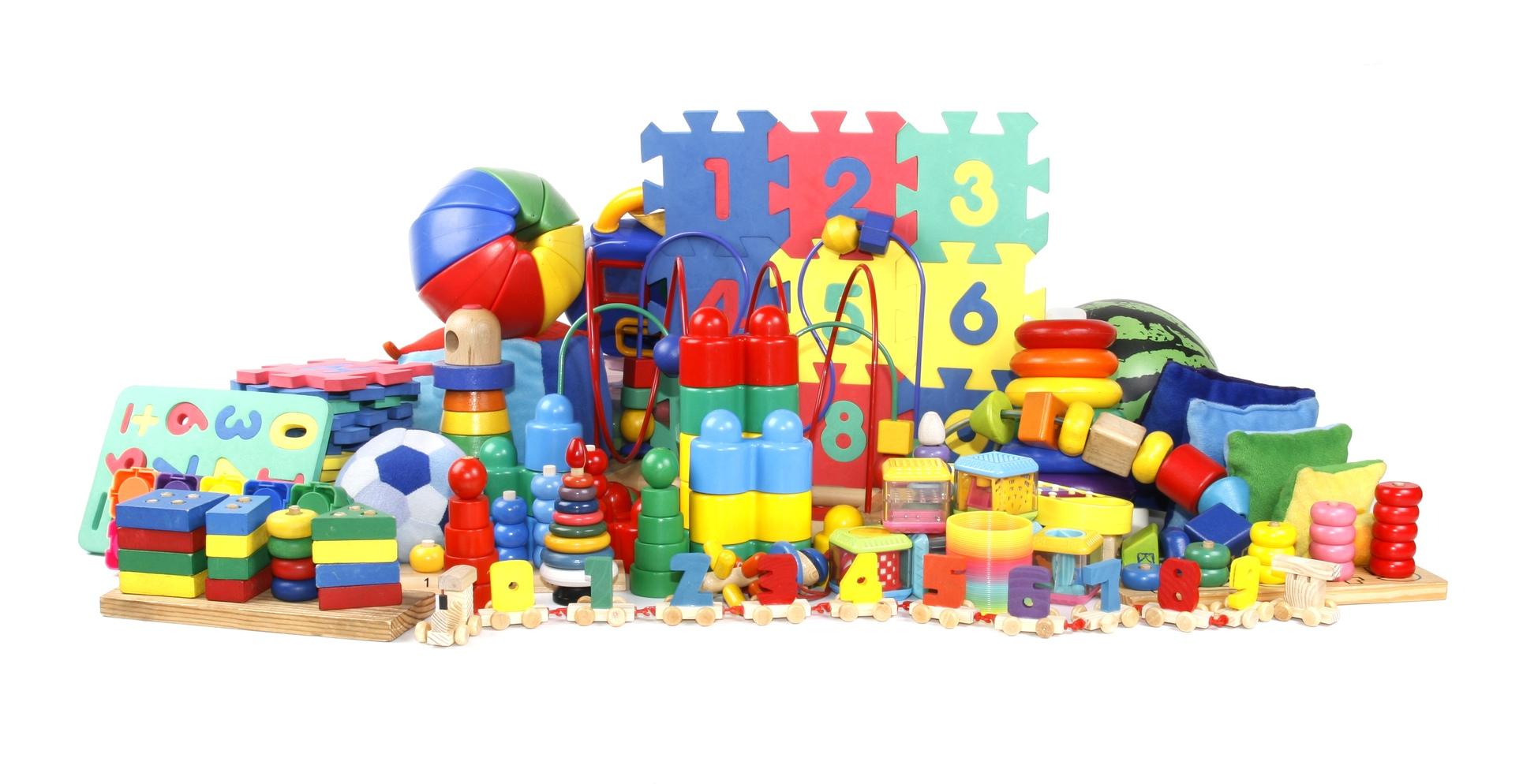 Classification des jouets