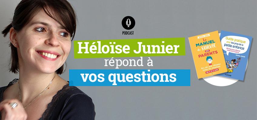 Podcast Héloïse Junier
