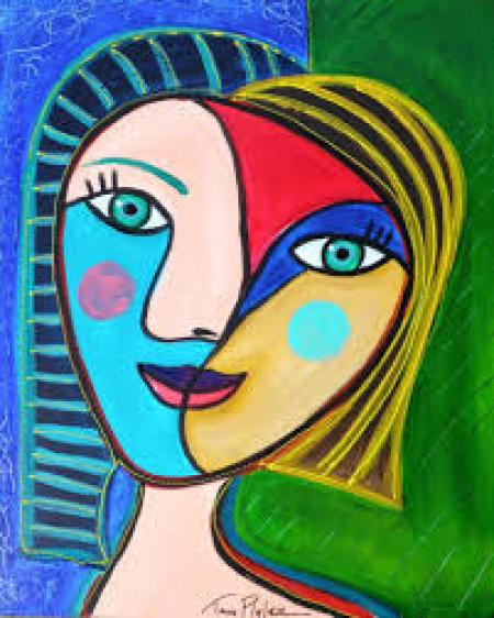 reproduction Picasso