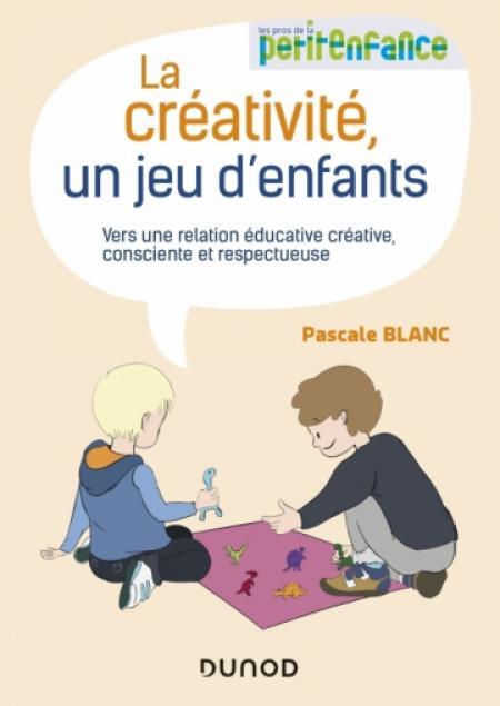 Livre La créativité, un jeu d'enfants