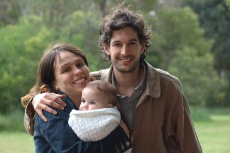 Parents avec bébé