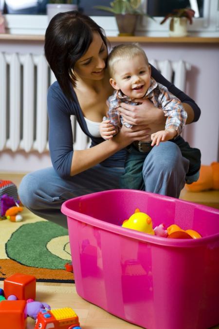 Pro avec enfant à domicile