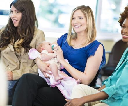 réunion assistante maternelle maman