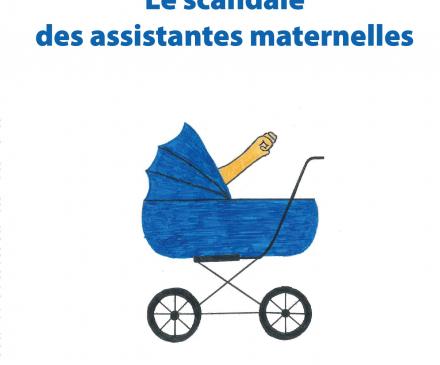 Livre Le scandale des assistantes maternelles