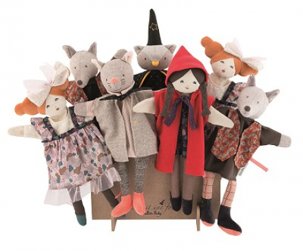 marionnettes Moulin Roty