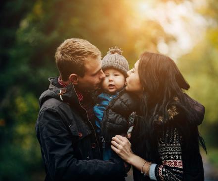 Enfants et parents