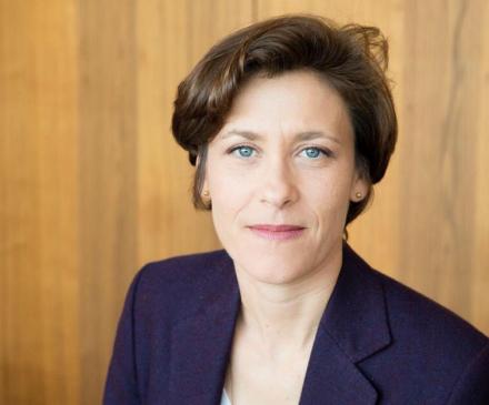 Christelle Dubos, secrétaire d'Etat  auprès d'Agnès Buzyn