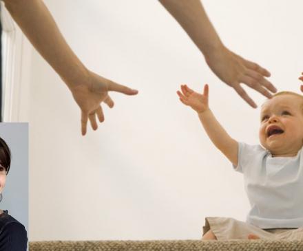 Podcast les bébé qui demandent les bras
