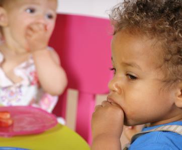 enfants repas