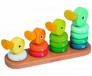 Canards empilables Janod