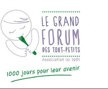 logo le grand forum des tout-petits