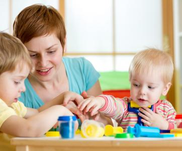 professionnelle petite enfance et jeunes enfants